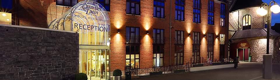 Hôtel Quartier latin à Marche-en-Famenne